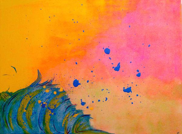 Let The Sun Wash Away Art | Alena Dawn Art & Design