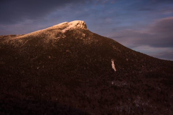 Camels Hump from Huntington, Vermont