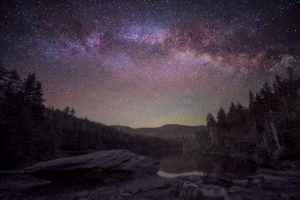 Under The Vermont Night Sky