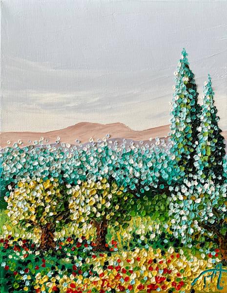 Contentezza   Original Oil Painting Art | Tessa Nicole Art