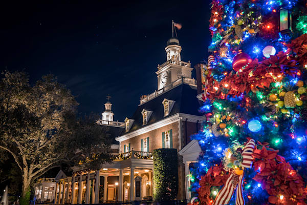 American Adventure Christmas Photography Art | William Drew Photography
