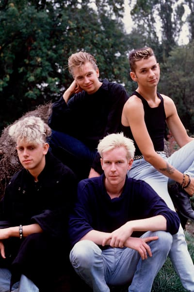 Depeche Mode in White City