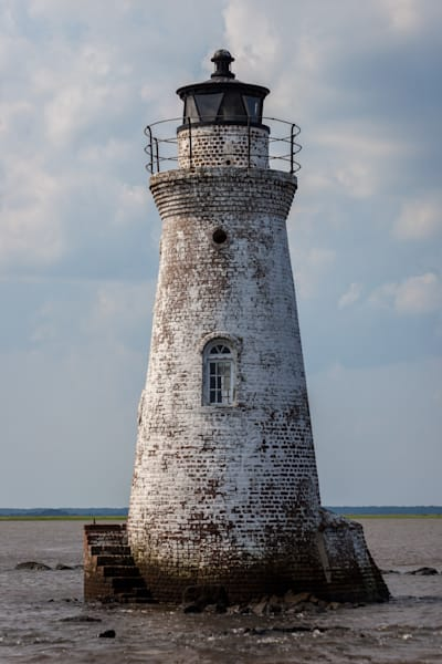 Cockspur Island Lighthouse 2 Color