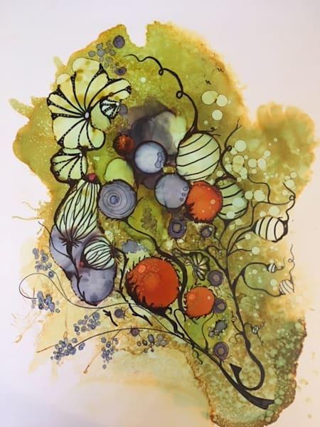 Alice's Posies Art | Art With Judy Ann