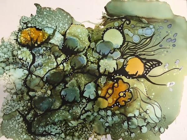 Alice's Fall Art | Art With Judy Ann