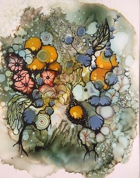 October Treasure Art | Art With Judy Ann