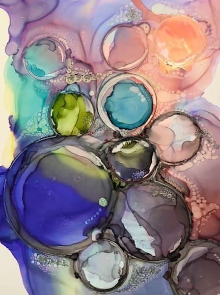 Indigo Art   Art With Judy Ann