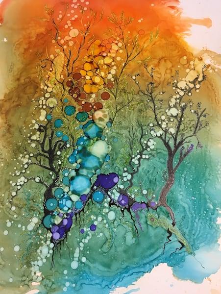 Unda The Sea Art   Art With Judy Ann