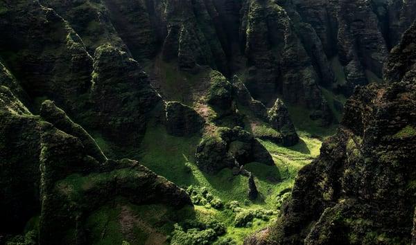 Nualolo Valley Photography Art | Ed Sancious - Stillness In Change