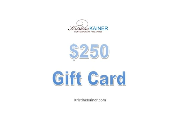 $250 Gift Card | Kristine Kainer