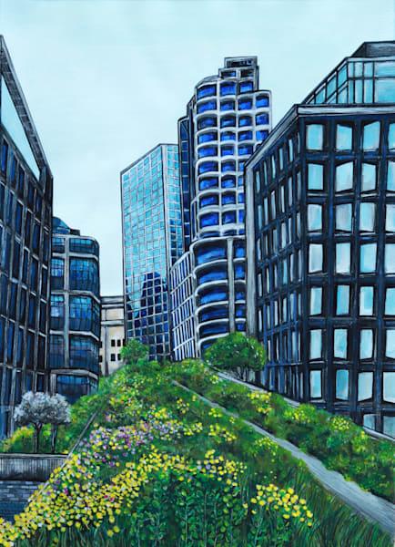 Highline Art | Art By Dana