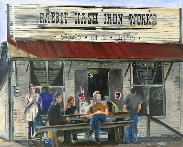 Iron Works Art | Cincy Artwork