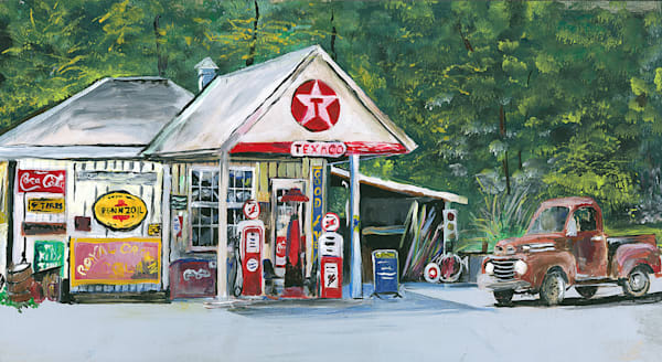 Texaco Dillsboro Art | Cincy Artwork