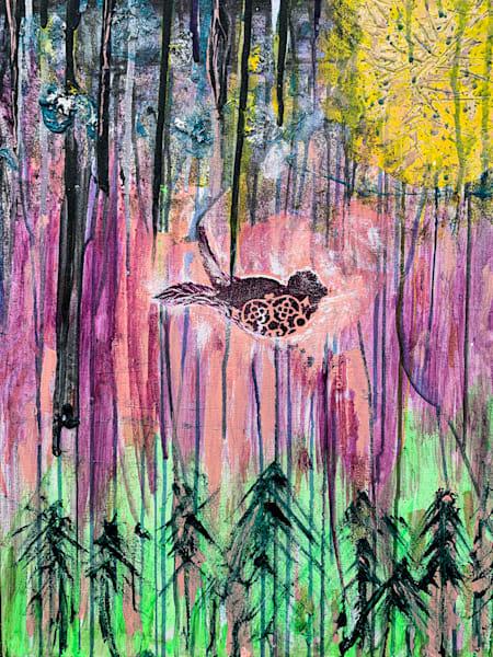 Sunshine And Rain Art | Alena Dawn Art & Design