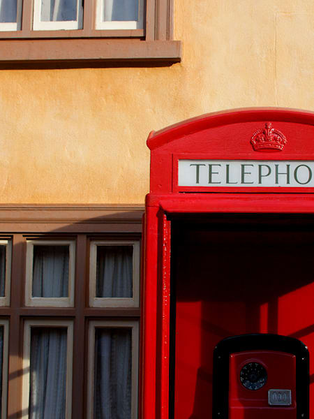 London Calling Art Show Matted Art | John Knell: Art. Photo. Design
