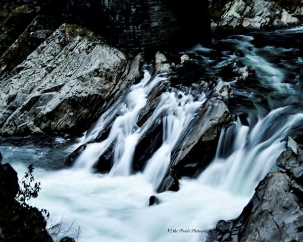 Waterfall 1 Photography Art | N2 the Woods Photography - Nature and Wildlife Artwork