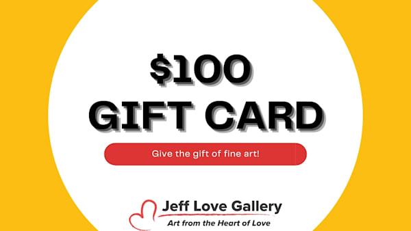 $100 Gift Card | Artisanjefflove