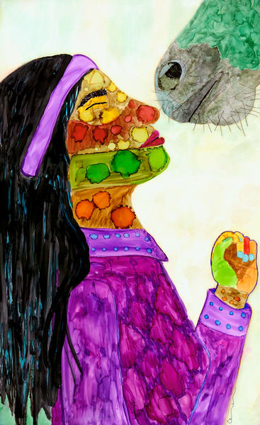 Rainbow Warrior Art | Rudolph Fine Art