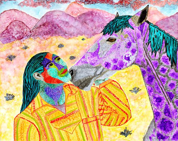 Fellow Spirit  Art | Rudolph Fine Art