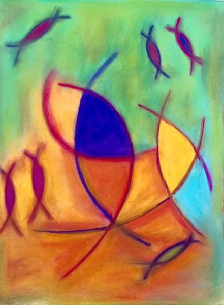 Abstract Pastel 4 Art | paigedeponte