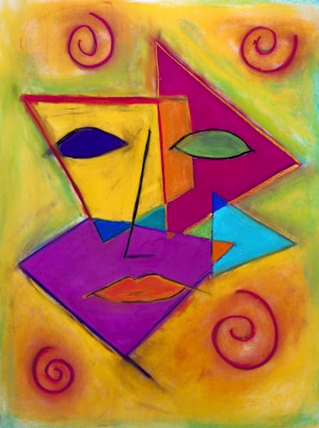 Abstract Pastel 3 Art | paigedeponte