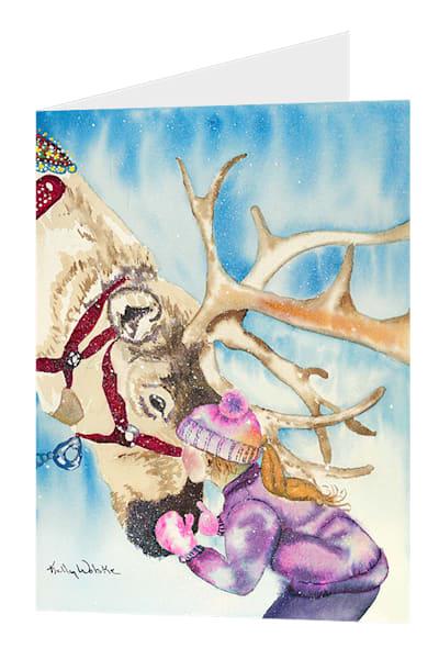 Fine art greeting cards by Kelly Wolske!