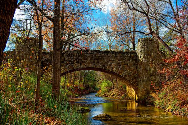 Photo Art by James - Lincoln Bridge Walk