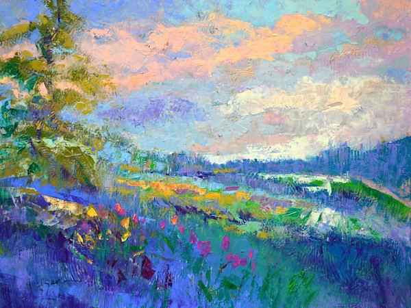On A Happy Day Collector's Edition Art | Dorothy Fagan Joy's Garden