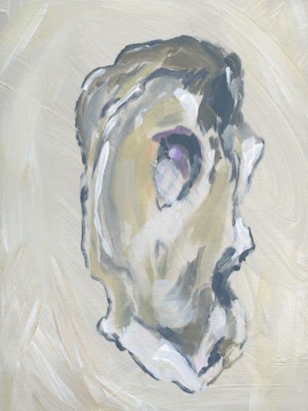 Beige Oyster 1 Art | aprilmoffatt