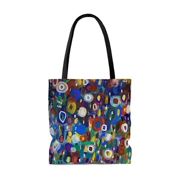 Unity Tote Bag Large | Abstraction Gallery by Brenden