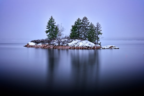 Winter at Lookout Point | Shop Photography by Rick Berk