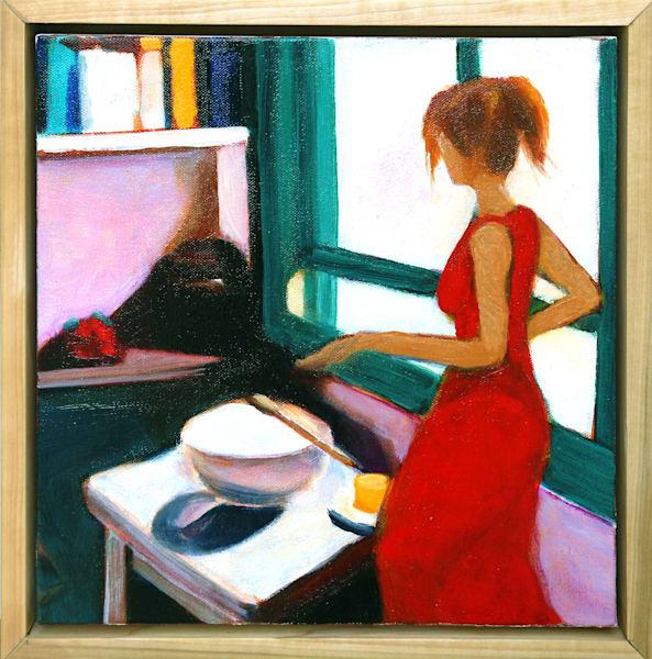 At Hand. Art   Courtney Miller Bellairs Artist
