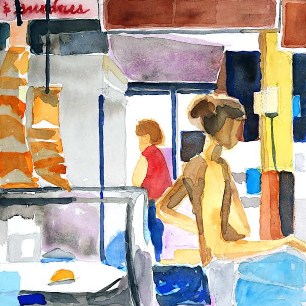 & Sundaes Art | Courtney Miller Bellairs Artist
