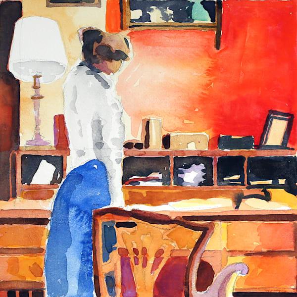 Study Art | Courtney Miller Bellairs Artist