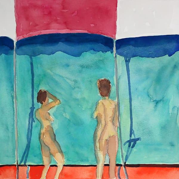 Fair Ii Art | Courtney Miller Bellairs Artist