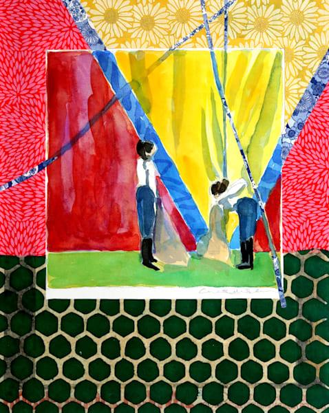 Your Works Are Wonderful. Art   Courtney Miller Bellairs Artist