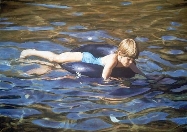 Daydreaming Art | Waif Mullins Art