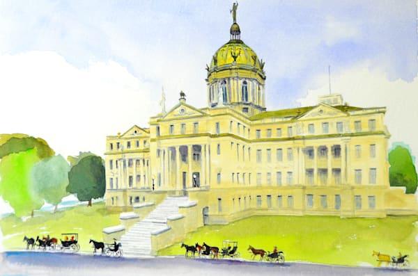 Mc Lennan County Courthouse 1921 Art   Charles Wallis