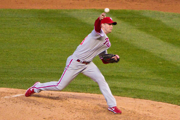 Kyle Kendrick Pitches