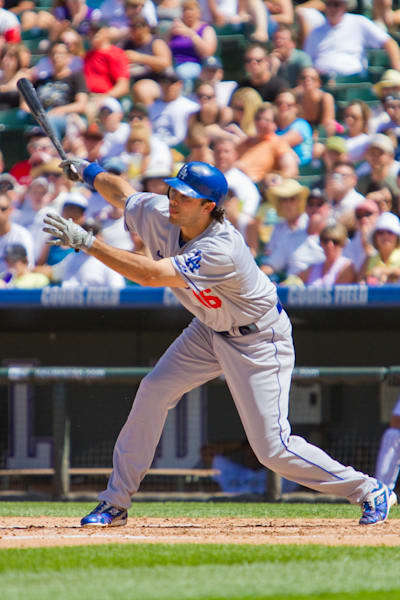Andre Ethier Hits
