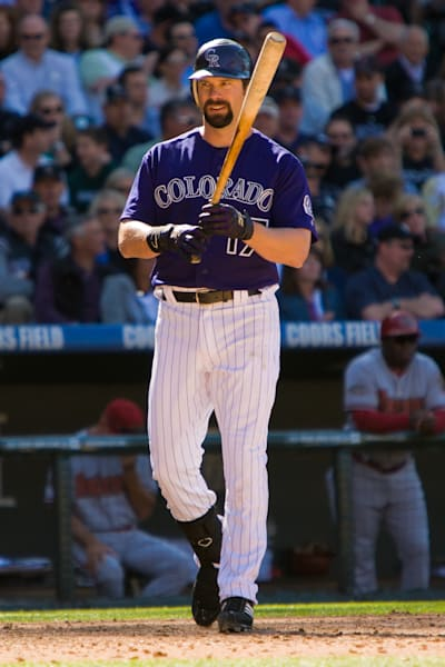 Todd Helton Approaches