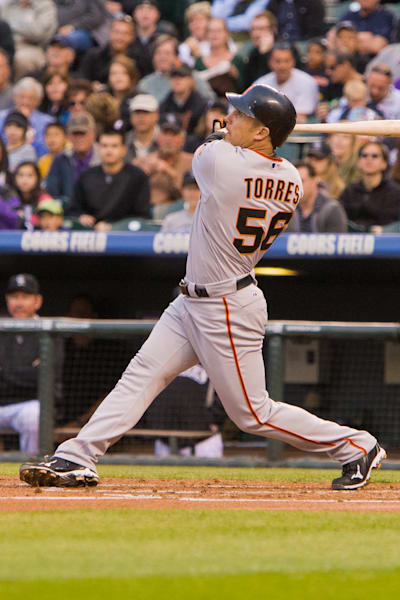 Andres Torres Hits