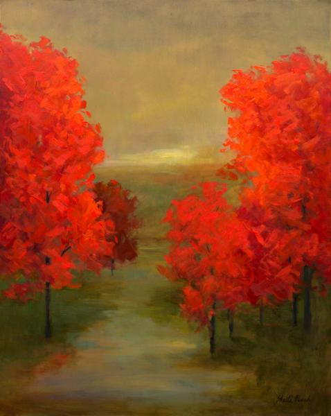 Autumn Glow by Sheila Finch