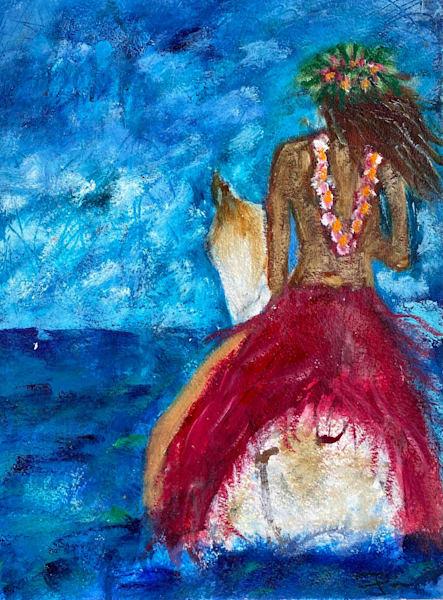 Hula Horse 4