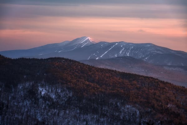 Mad River Mountains