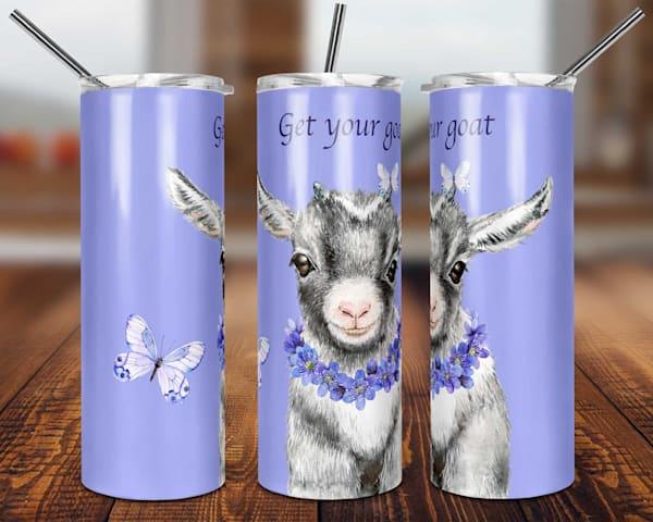 Get Your Goat Tumbler