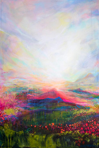 Infinite Power Of Light Art | Jessica Hughes Fine Art