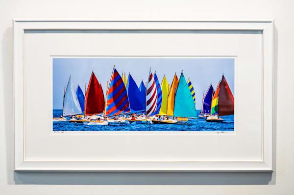 Rainbow Fleet 27x15   Cory Silken Photography