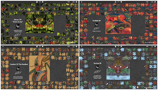 LH Puzzle Collection No. 7