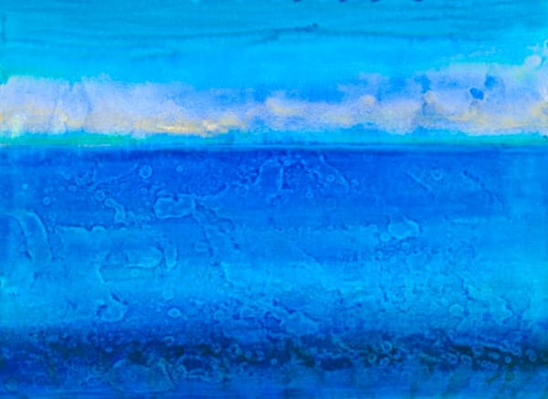 Tranquil Sea Art | Bonnie Carter